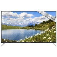 CONTINENTAL EDISON TV 4K UHD 191 cm 75 - Smart TV - 3 x HDMI - 2 x USB