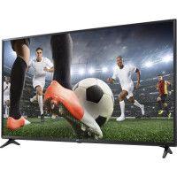 LG 55UK6100 TV LED 4K UHD 139 cm 55 - SMART TV - 3 x HDMI - 2 x USB - Classe energetique A