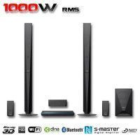 SONY BDV-E4100 Home Cinema 5.1 Blu Ray 3D - Bluetooth - Wi-Fi integre - 1000W