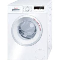 BOSCH WAN24130FF - Lave-linge frontal - 8kg - 1200 tr / min - A+++ -10% Induction EcoSilence Drive
