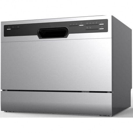 Lave-vaisselle pose libre OCEANIC 6 Couverts 55cm A+, OCEALVC649S