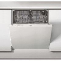 WHIRLPOOL WIE 2B16 - Lave vaisselle encastrable - 13 couverts - 46 dB - A+ - Larg 60 cm