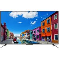 Continental Edison TV 4K UHD 55 140 cm 4*HDMI 1*USB PVR Classe energetique A
