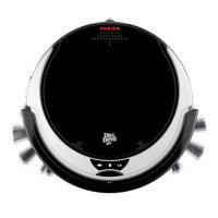 DIRT DEVIL M611 Aspirateur robot Fusion ultra slim - 14,4V - 65 dB - Noir