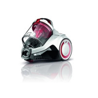 DIRT DEVIL DD2225-0 Aspirateur traineau sans sac Rebel25HE - 700W - 79 dB - A - Blanc