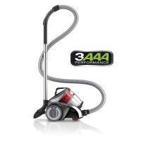 DIRT DEVIL Aspirateur traineau sans sac Rebel 54 HFC - 800W - 78 dB - A - Gris