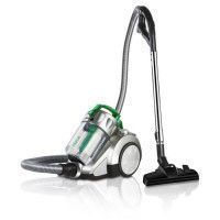 FAGOR Aspirateur traineau sans sac Eco2 Level Cyclone - FGAS19 - 650 W - 76 dB - A - Gris/Vert